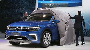 Entschuldigung von VW-Markenchef: Tokyo Auto Show zeigt Visionen der automobilen Zukunft