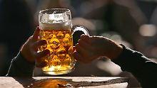 14 Biersorten wurden vom Münchner Umweltinstitut getestet.