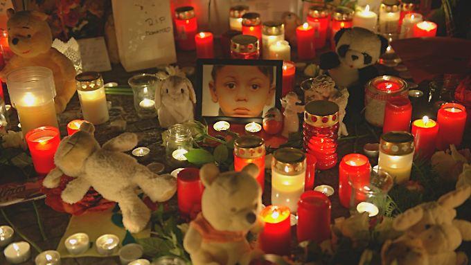 Silvio S. aus Brandenburg misbrauchte und ermordete Mohamed und Elias aus Potsdam.