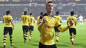 Marco Reus sieht den BVB unter Thomas Tuchel extrem verbessert.