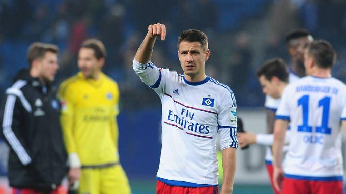 Ivo Ilicevic zieht es zu einem anderen Verein.