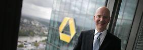 """""""Ein neues Kapitel"""": Commerzbank will 20 Cent ausschütten"""