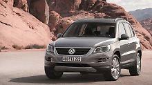 SUV von Volkswagen: Tiguan auch als Gebrauchter sehr solide
