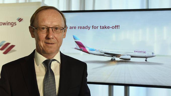 Neue Lufthansa-Billigtochter: Eurowings startet ersten Langstreckenflug