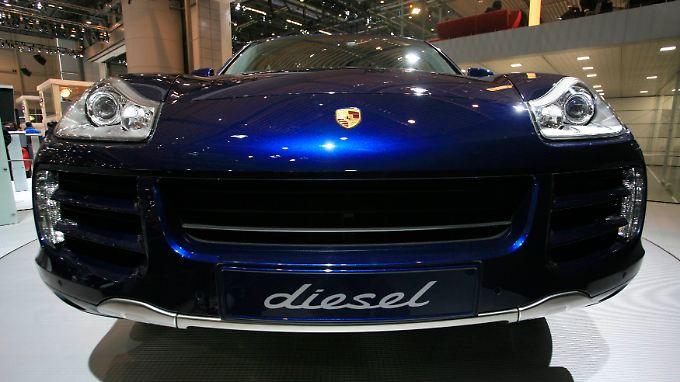 Auch Drei-Liter-Diesel betroffen?: VW-Abgasskandal erreicht Porsche und Audi