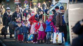 Transitzonen oder Einreisezentren?: Union und SPD signalisieren Willen zur Einigung
