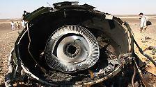 Letzte Reise über den Sinai: Der Absturz von Flug 9268