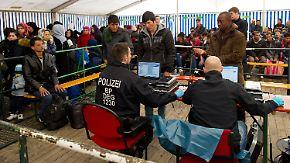 Streit um Transitzonen: Länder und Kommunen drängen auf Einigung