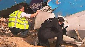 IS-Ableger auf der Sinai-Halbinsel: Bombe könnte an Bord von Flug 9268 gelangt sein