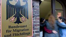 Themenseite: Bundesamt für Migration und Flüchtlinge (Bamf)