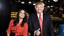 """""""Du bist ein Rassist!"""": Trump provoziert in US-Comedy-Show"""