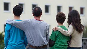 Weniger Familiennachzug als erwartet: Experten rechnen mit 500.000 Syrern