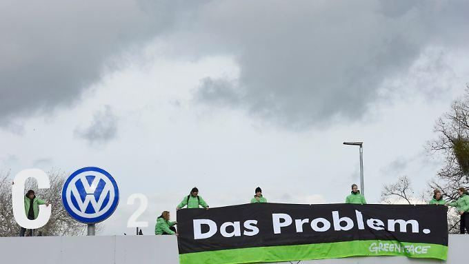 CO2-Manipulation bei VW: Führte Winterkorns Ehrgeiz ins Desaster?