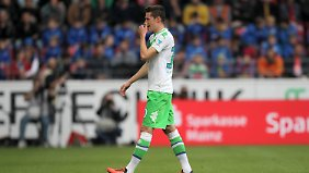 Dieser Weg wird kein leichter sein: Draxler vor der Rückkehr auf Schalke.