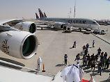 Boeing soll bei den Dreamliner-Triebwerken nachbessern.