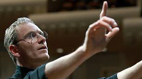 """""""Steve Jobs"""" mit Oscar-Chancen?: Michael Fassbender brilliert als Mr. Apple"""
