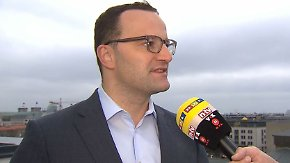 """Jens Spahn zu Familiennachzug: """"Es gab keinen Streit in der Sache"""""""