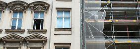 Auch ohne Balkon kann der Wert einer Wohnung hoch sein.