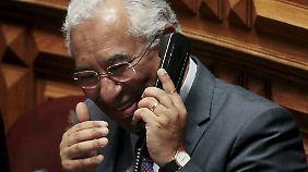Der Sturz des Wahlsiegers Coelho ist Costas letzte Chance, selbst Regierungschef zu werden.