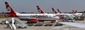 Codesharing mit Etihad eingeschränkt: Gericht kappt Air Berlins Rettungsleine