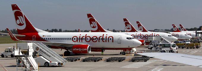 Air Berlin kämpft ums wirtschaftliche Überleben.