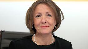 Bettina Volkens vom Lufthansa-Vorstand will im Streit mit der Ufo nicht nachgeben.