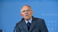 """""""Unpassend und entwürdigend"""": SPD greift Schäuble nach Lawinen-Zitat an"""