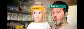 Project Oxford lernt dazu: Microsoft erkennt auf Fotos Emotionen