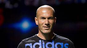 Übernimmt Zinedine Zidane bei Real Madrid?