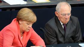 """""""Dauer-Putsch"""" in der Union: Merkel wirkt in Flüchtlingskrise weitgehend isoliert"""