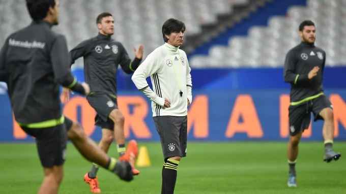 Er will die Nationalmannschaft zu Gewinnern formen: Bundestrainer Joachim Löw.