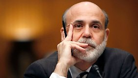 Warum Quantitative Easing funktioniert hat, war auch Ben Bernanke ein Rätsel.