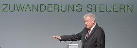 Antrag zu Terrorbekämpfung und Asyl: CSU fordert Flüchtlingskontingent für 2016