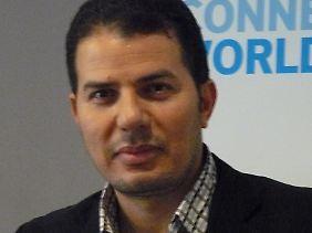 Hamed Abdel-Samad kam in Ägypten zur Welt und ging im Alter von 23 Jahren nach Deutschland.