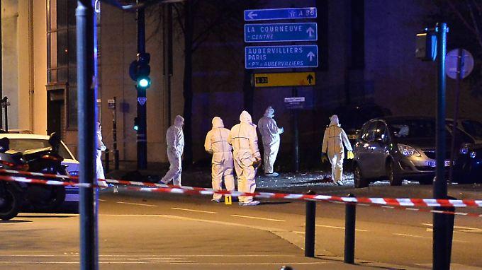 Bei den Anschlägen in Paris töteten die Dschihadisten 130 Menschen.