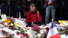 Tränen, Trauer und Verzweiflung: Ergreifende Schicksale aus Paris