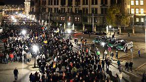 Nach Terror in Paris: Pegida erhält keinen stärkeren Zulauf