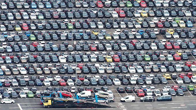 Mit 7,7 Prozent mehr Verkäufen wuchs der Markt in Deutschland vergleichsweise langsam.