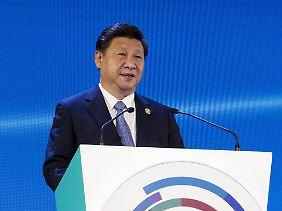 Xi Jinping verspricht höheres Reformtempo.