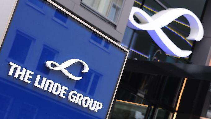 Linde ist bald nur noch die Nummer zwei in der Welt der Gasekonzerne.