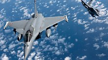 Kampf gegen den IS: 27 Zivilisten sterben bei Angriffen auf Rakka