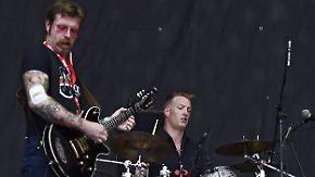 Nach Bataclan-Massaker: Eagles of Death Metal melden sich zu Wort