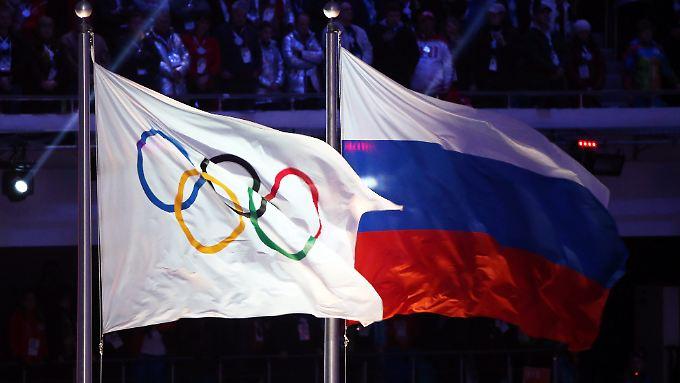 Russlands Leichtathletik und Olympia - das dürfte 2016 angesichts des massiven Betrugsskandals nichts werden.