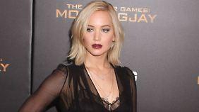 Promi-News des Tages: Jennifer Lawrence plagt nach Sexszene das Gewissen