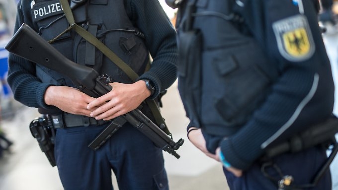 Auch die Bundespolizei wird Karneval im Einsatz sein.