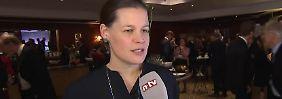 """Mitgründerin im n-tv Interview: Madeleine Gummer von Mohl erklärt das """"betahaus"""""""