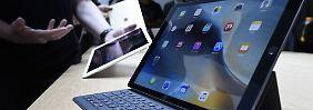Problem beim Aufladen: iPad Pro fällt in Tiefschlaf
