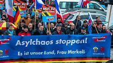 Männlicher und ostdeutscher: AfD-Klientel rückt nach rechts