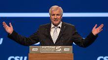 Themenseite: Horst Seehofer