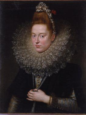 """Auch das Werk von Peter Paul Rubens """"Dame von Licnidi"""" nahmen die Diebe mit."""